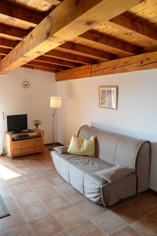 Wohnraum Casa Alegra