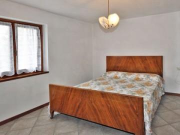 Ferienwohnung Comer See - Doppel-Schlafzimmer