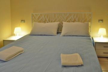 Ferienwohnung Comer See - Doppel-Schlafzimmer unten