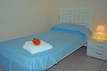 Ferienwohnung Comer See - Einzel-Schlafzimmer
