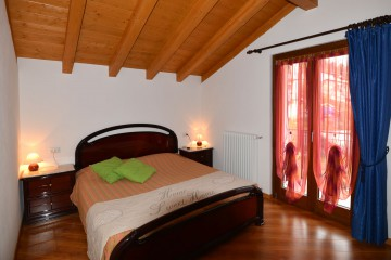 Schlafraum Fewo 2 Casa Antonella