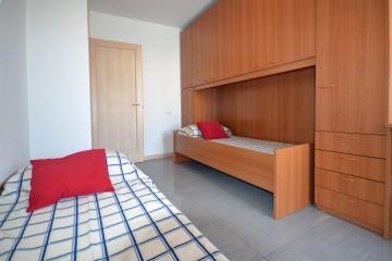 Ferienwohnung Comer See - Schlafzimmer mit Einzelbetten