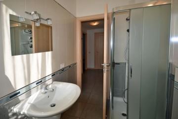 Ferienwohnung Comer See - Badezimmer