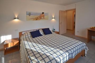 Ferienwohnung Comer See - Schlafzimmer C6