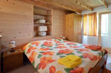 Ferienwohnung Comer See - Schlafzimmer OG