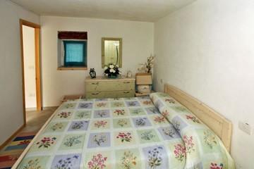 Ferienwohnung Comer See - Schlafzimmer EG