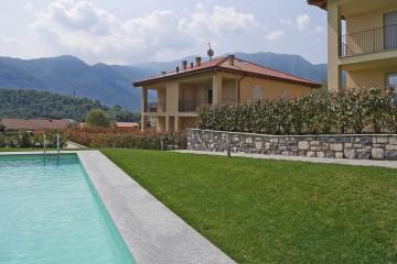 Residence San Lorenzi - Ferienwohnungen Comer See