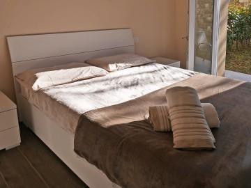 Ferienwohnung Comer See - Schlafzimmer 2