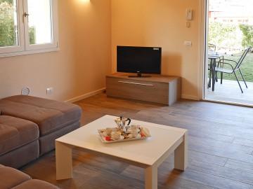 Wohnraum Residence San Lorenzi
