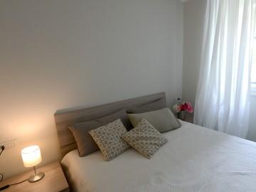Ferienwohnung Comer See - Schlafzimmer Wohnung 1